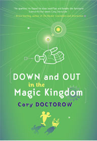 Down and Out in the Magic Kingdom cover