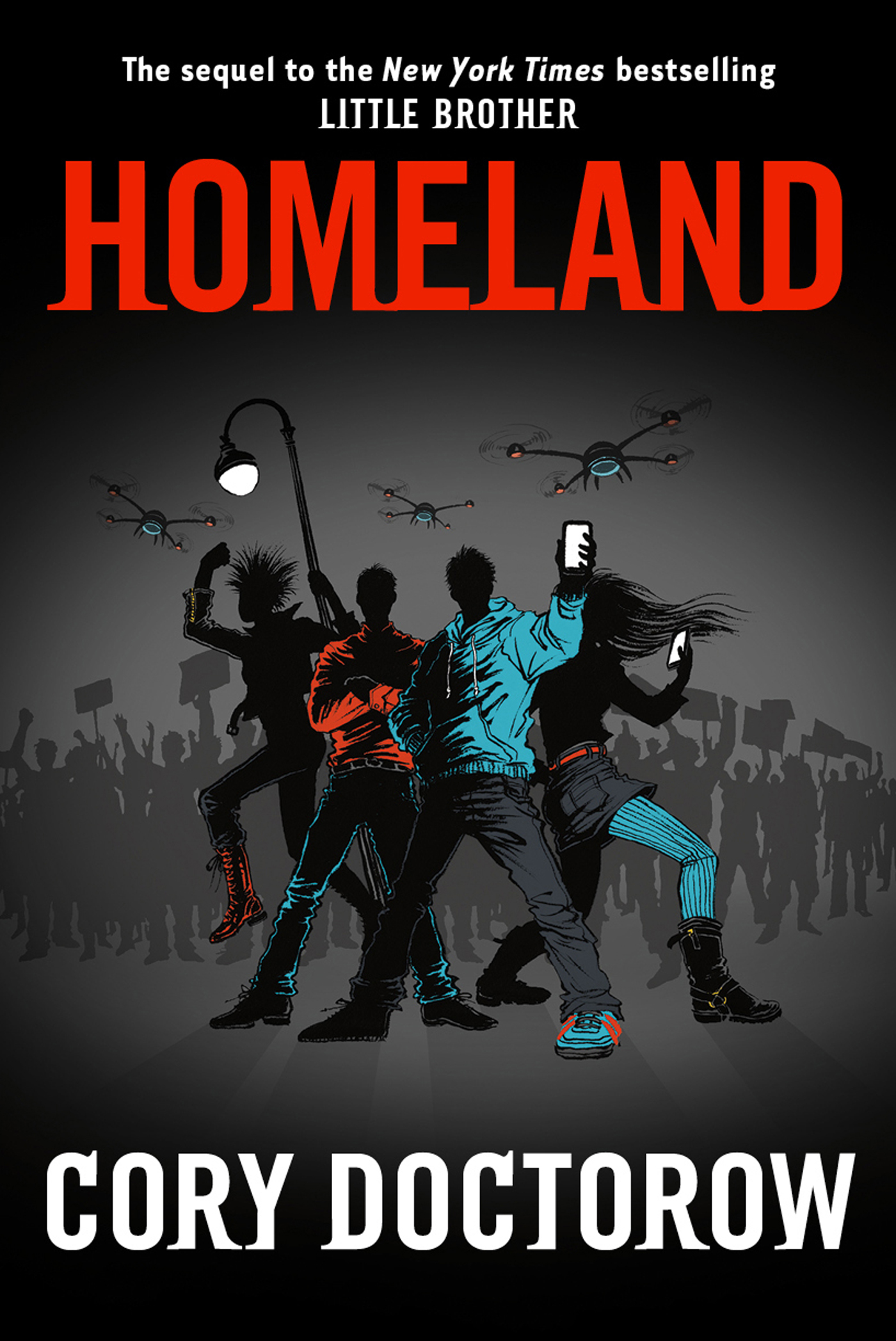 Homeland Cory Doctorow