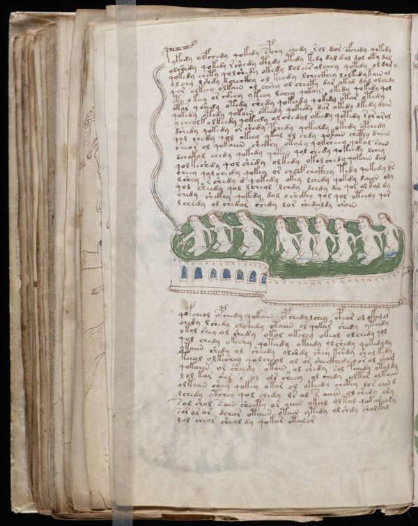 Voynich Manuscript Facsimile Voynich Manuscript Online