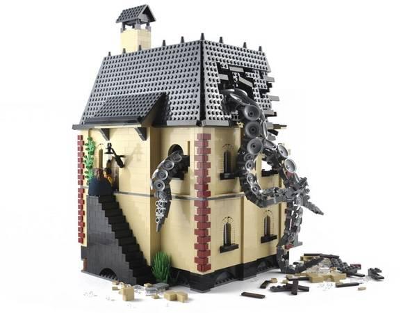Lovecraft Lego