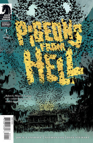 Pigeons From Hell Robert E Howard S Classic Horror Story