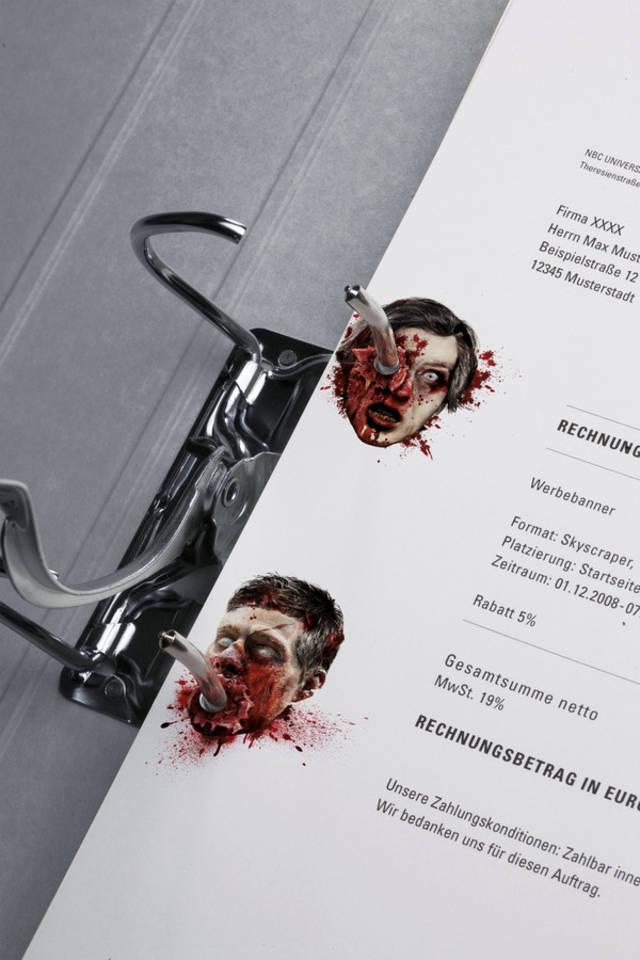 Ring Binder Zombie Killer