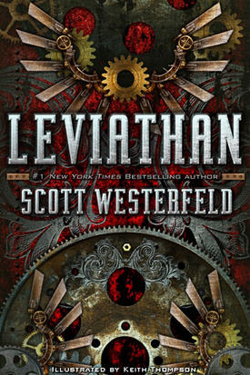 Preview audio from Scott Westerfeld's steampunk YA novel ...