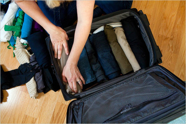Secrets Of A Suitcase Packing Ninja Boing Boing