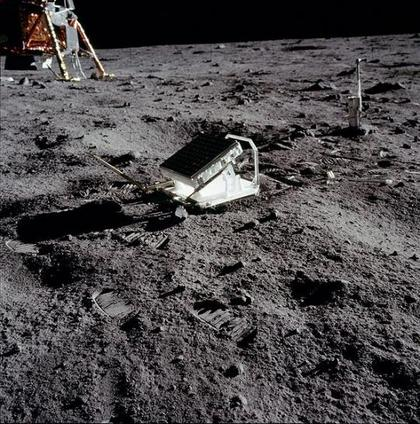 apollo 11 space debris - photo #10