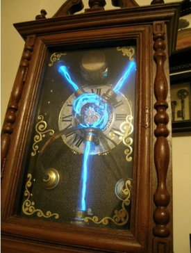 bell time machine