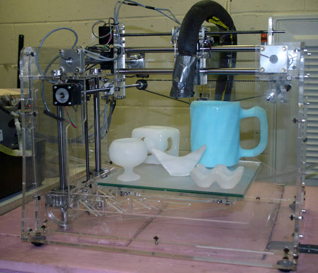 The McGill 3D Ice Printer