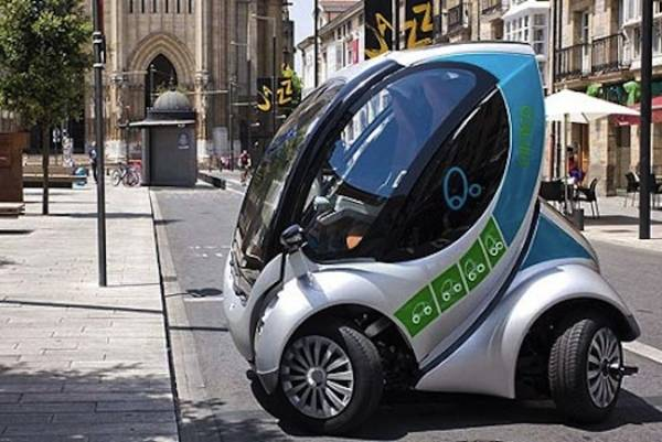 Folding Electric Car Inches Toward The Market Boing Boing