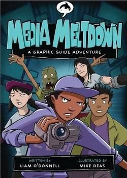 Media Meltdown A Media Literacy Comic For Kids Boing Boing border=