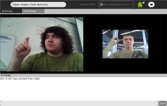 Students create video-chat program for deaf kids: newspatientinvalid.dtiblog.com/blog-date-20111123.html