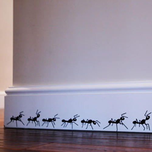 Ant Army Wall Stickers Boing Boing