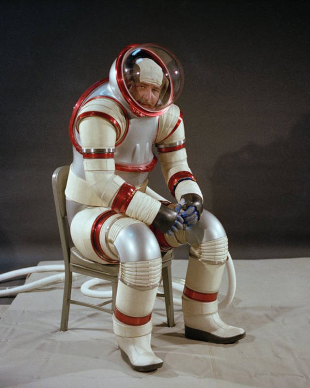 Disco spacesuit, 1977 / Boing Boing