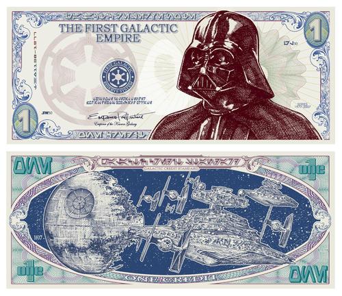 Darth Vader money – Boing Boing