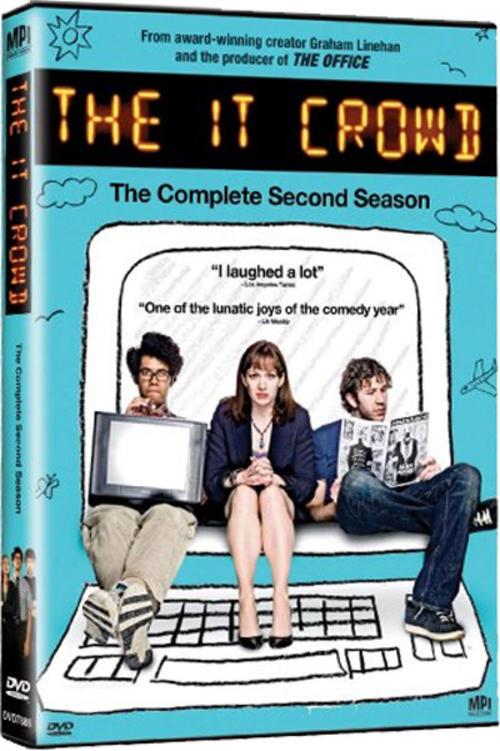 The IT Crowd Season 2 movie