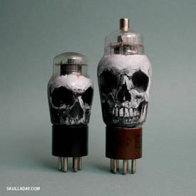 Turning old Vacuum Tubes into Art
