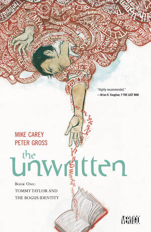 Unwritten TP vol. 1 Mature Content Filter is On. The Artist has chosen to restrict viewing to ...