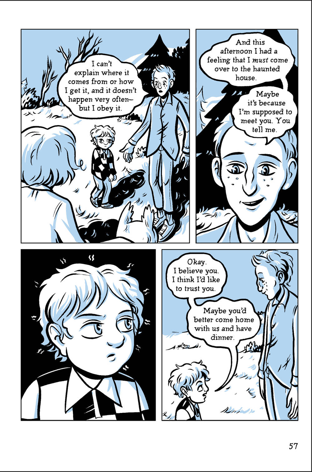 A Wrinkle In Time Worthy Graphic Novel Adaptation Boing