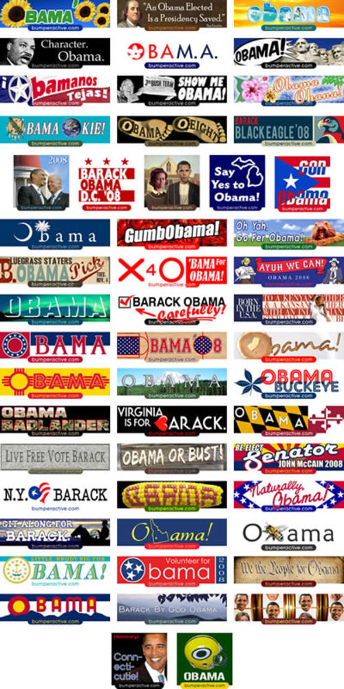 funny stickers. of funny bumper stickers