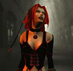 Video Game Vampire To Go Topless In October Playboy Boing Boing