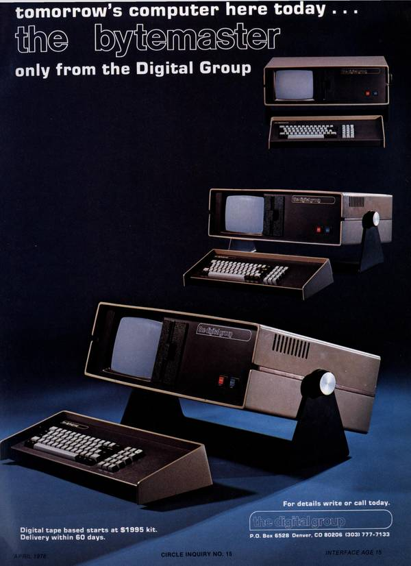 bytemaster, 1978