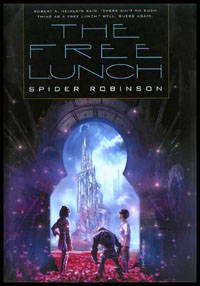 Spider Robinson's podcast returns with an excerpt from The Free Lunch