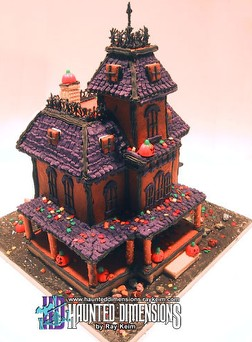 Gingerbread House Designs Simple