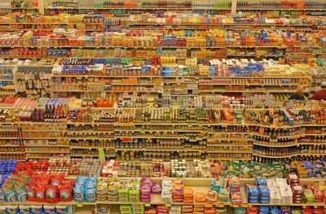 Iceland Costco Food Court