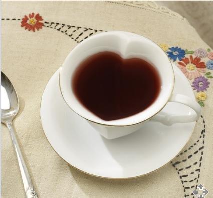 Heart Shaped Teacups Boing Boing