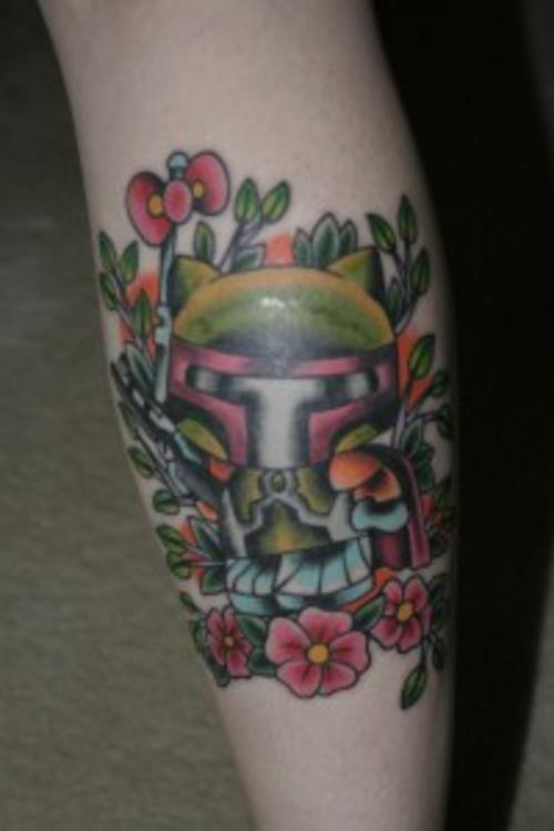 Boba Kitty?), but they've got my vote. Hello Kitty Boba Fett Tattoo