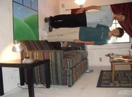 Sideways Room