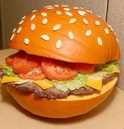 Big Mac Pumpkin Boing Boing