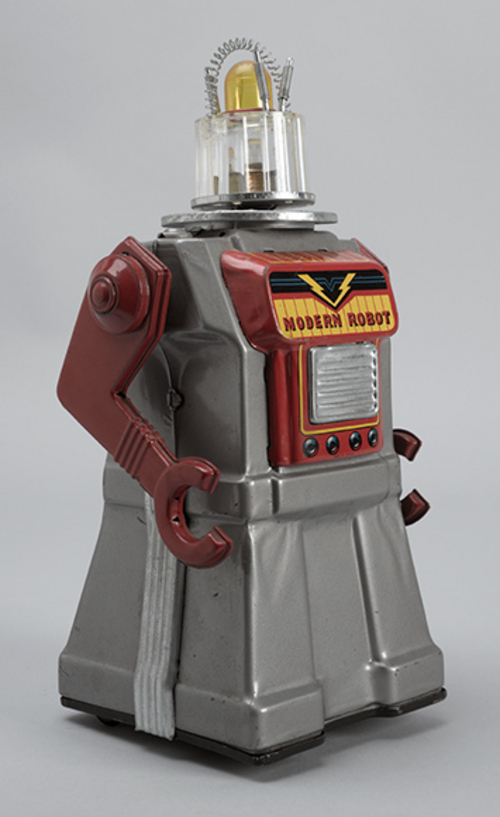 Vintage Toy Robots : Vintage japanese robot gallery boing
