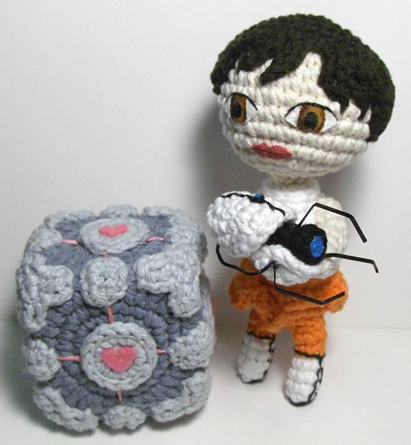 Free Nerdy Amigurumi Patterns : Free nerdy crochet patterns: Nerdigurumi! / Boing Boing