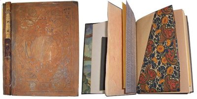 Great Bookmod Encyclopedia Into Scrapbook Boing Boing