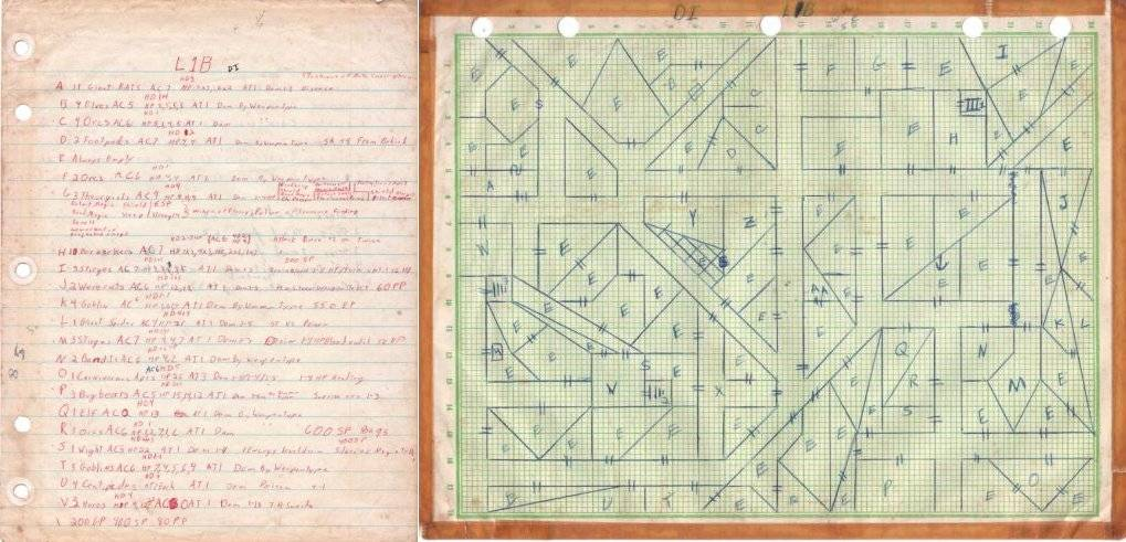 Hand drawn DampD Maps Of Yesteryear Boing