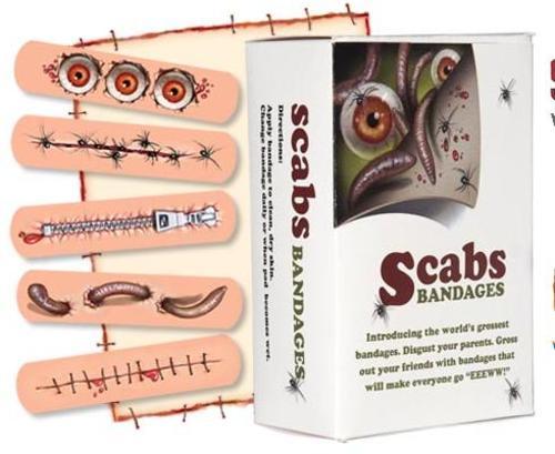 لصقات جروح Scabsbandages