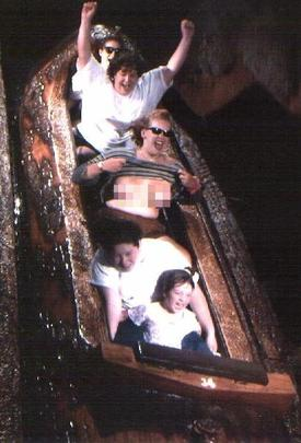splash mountain boob