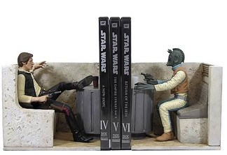 HSF bookends