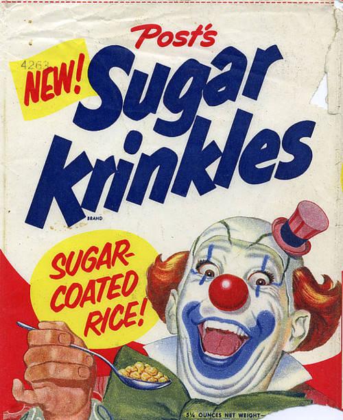 Evil Klowny Flakes / Boing Boing