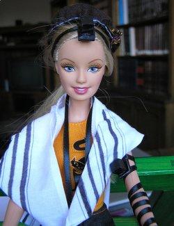 Orthodox Jewish Prayer Barbie / Boing Boing