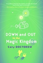 cover of Down and Out in the Magic Kingdom