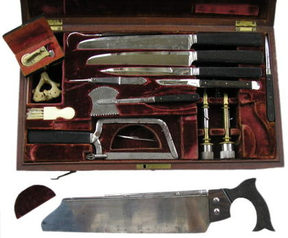 1800s Surgical Kit Unboxed Boing Boing