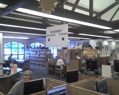 Biblioteca de San Clemente, CA