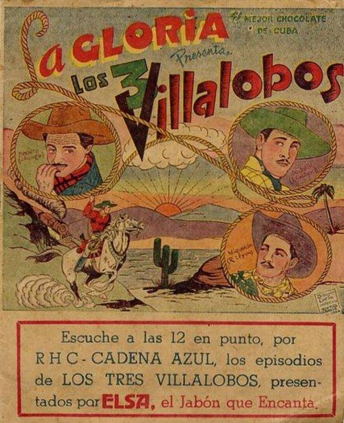 Cuba 1950's Villalobos