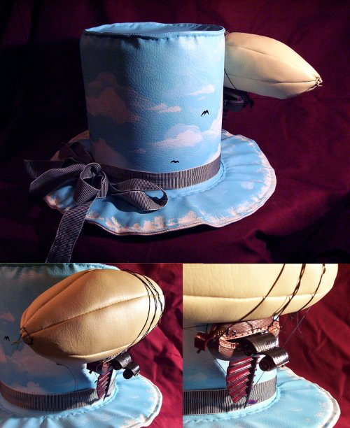 AIR SHIP HAT