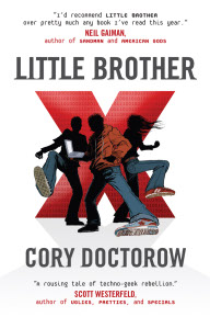 Recenze knihy: Cory Doctorow - Little Brother